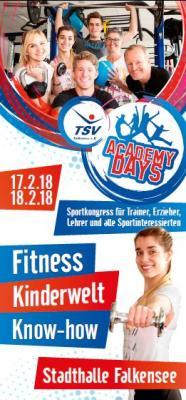 1. TSV - Academy Days in Falkensee – Immer einen Sprung voraus