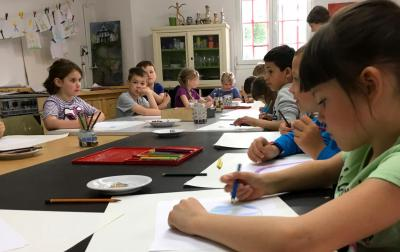 Vorschaubild zur Meldung: Spendenaufruf für die Jugendkunstschule Altenkirchen