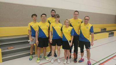 """Foto zur Meldung: Abteilung Badminton """"Endergebnis Hinrunde"""""""