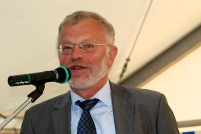 Bürgermeister Uwe Jensen