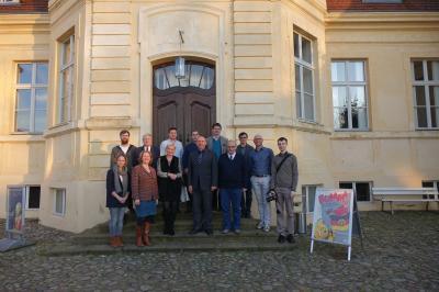 """Foto zur Meldung: """"Reformation & Bildung"""" - Tagung in Reckahn und Potsdam  mit Forschern aus Polen, Tschechien und Deutschland"""