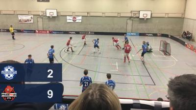 Floorball Schenefeld vs. ETV Hamburg