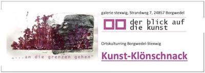 Foto zur Meldung: Kunst-Klönschnack am 9. April 2016 um 15 Uhr
