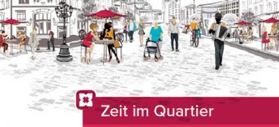 """Foto zur Meldung: Neue Pflege-Broschüre: """"Zeit im Quartier – Gemeinsam Lebensqualität vor Ort gestalten"""""""