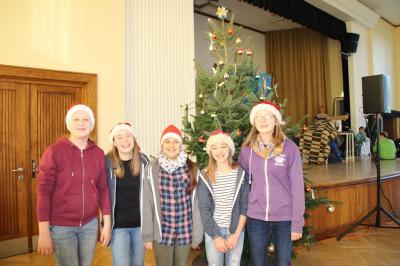 Foto zur Meldung: Öffentlicher Weihnachtsbasar und Tag der offenen Tür