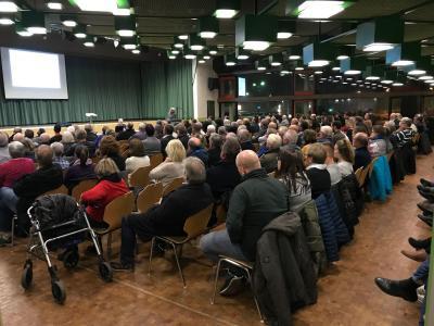 Foto zur Meldung: Bürgerversammlung Wächtersbach