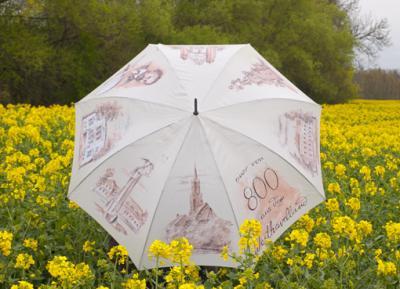 Foto zur Meldung: Westhavelland-Regenschirme ab sofort zum Sonderpreis