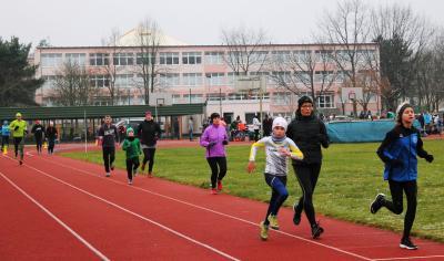 Foto zur Meldung: Zweiter Lauf der Paarlaufserie 2017/18