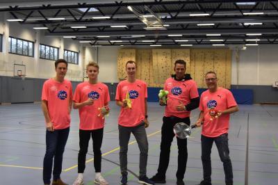 Foto zur Meldung: LAZ-Team kämpft um Titel bei Schneeballschlacht-WM