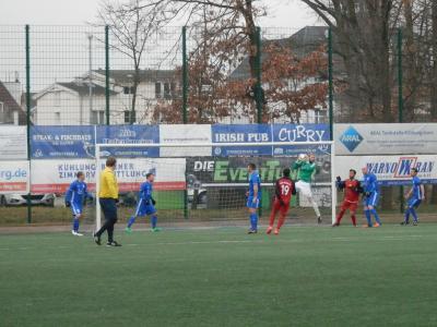 Foto zu Meldung: + + + Fußball Landesliga West 14. Spieltag + + +
