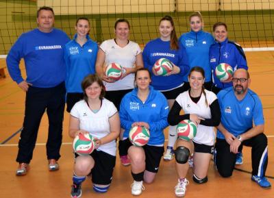 Foto zur Meldung: Dritter Turniertag der Damen in der Landesklasse-Ost