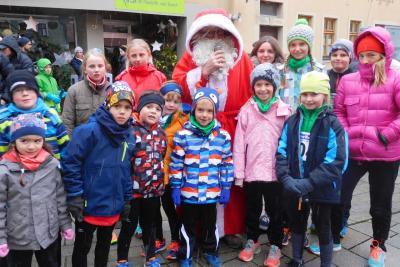 Foto zur Meldung: Nikolauslauf Ochsenfurt