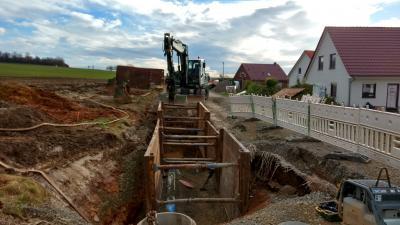 "Vorschaubild zur Meldung: Erschließung des Baugebietes ""Frettholz"" – Kernstadt Immenhausen"