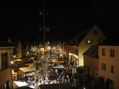 Vorschaubild zur Meldung: Adventsmarkt Meckesheim am 1./2. Dezember 2017