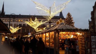 Vorschaubild zur Meldung: Seniorenfahrt der Stadt Wächtersbach zum Weihnachtsmarkt in Wiesbaden