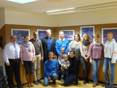 Vorschaubild zur Meldung: Stadt Wächtersbach unterstützt Arbeit der Fördervereine