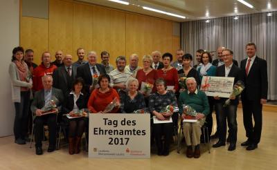 """Foto zur Meldung: OSL sagt Danke: """"Tag des Ehrenamtes"""" würdigte ehrenamtliches Engagement"""