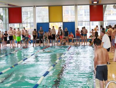 Vorschaubild zur Meldung: Kreis-Schwimmwettkampf der Förderschulen