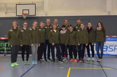 Foto zur Meldung: LAZ Puma Rhein-Sieg bedankt sich bei Trainern