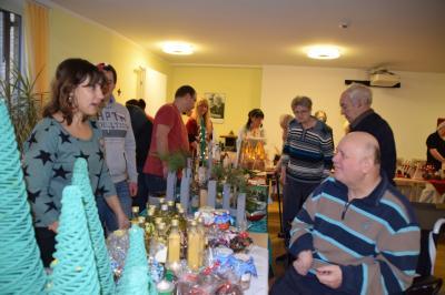 Vorschaubild zur Meldung: Advenstbasar im AWO Seniorenpflegezentrum in Wittenberge