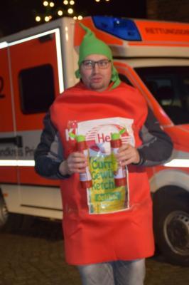 Vorschaubild zur Meldung: 30. Geburtstag Kamerad Maik Müller von der Freiwilligen Feuerwehr Perleberg