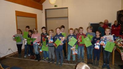 Foto zur Meldung: Lesewettbewerb der Samtgemeinde Velpke