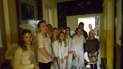 Foto zur Meldung: Nikolausfest in Rathenow-West
