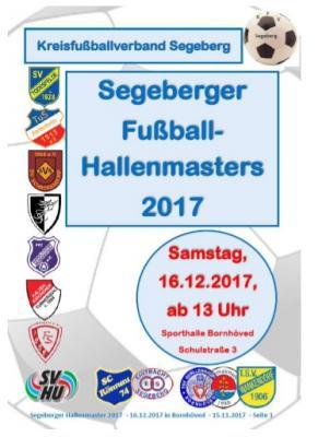 Foto zur Meldung: Fußball in Schmalensee und Bornhöved – Hallenkreismeisterschaft am 16. Dezember
