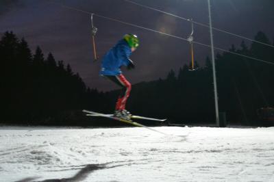 Foto zur Meldung: Erfolgreicher Skicross