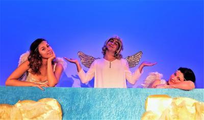 3 Engel für Mortimer