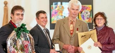 Foto zur Meldung: Bundespräsident würdigt Bad Tennstedter