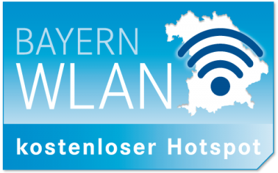 Foto zu Meldung: BayernWLAN am Standort Schönbrunn ab sofort verfügbar!