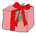 Vorschaubild zur Meldung: Weihnachtsgeschenke