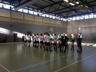 Foto zur Meldung: Eine weitere Mannschaft der Stunde sind unsere 2. Herren in der 2. Verbandsliga
