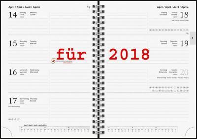 Foto zu Meldung: Kalender steht – Letzte Termine für 2018 wurden angemeldet