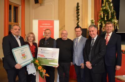 """Foto zur Meldung: Raddusch: Sieger im 10. Kreiswettbewerb """"Unser Dorf  hat Zukunft"""""""