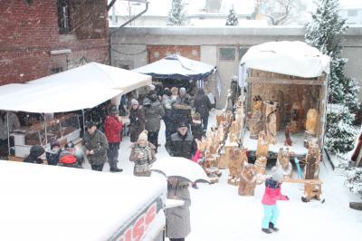 Vorschaubild zur Meldung: 3. Nikolausmarkt in Schenklengsfeld