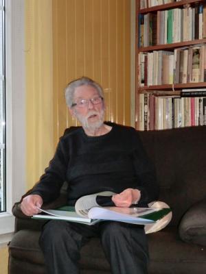 Vorschaubild zur Meldung: Ehrenbürger Karl-Heinz Schlösser feierte Geburtstag
