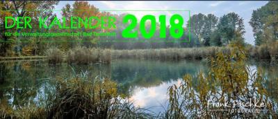 Foto zu Meldung: Geschenktipp: Jahreskalender 2018
