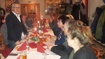 Foto zur Meldung: Dankeschön-Veranstaltung für Ehrenamtler des SC Laage