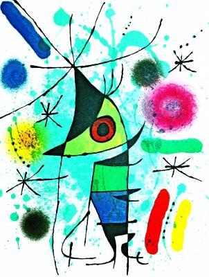 Miró in den Kuns(t)räumen grenzenlos in Bayerisch Eisenstein
