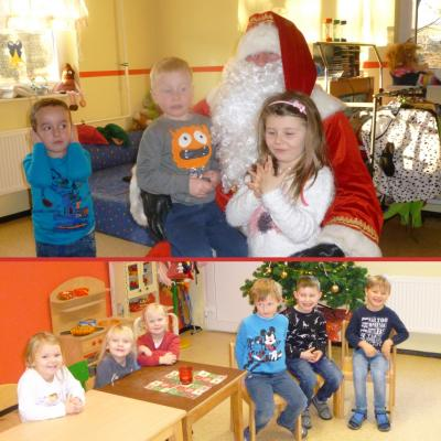 Foto zu Meldung: Der Weihnachtsmann kommt
