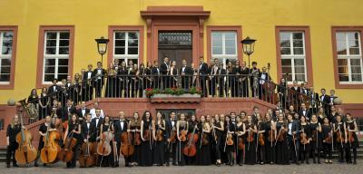 Vorschaubild zur Meldung: Neujahrskonzert mit dem LandesJugendSinfonieOrchester