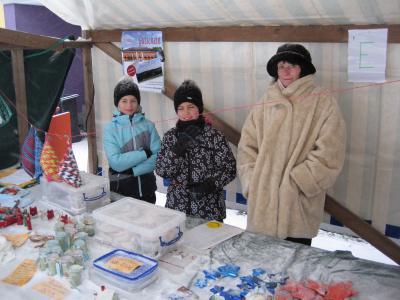 Foto zur Meldung: Dorfweihnacht