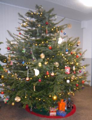 Foto zur Meldung: Frohe Weihnachten und ein gutes neues Jahr