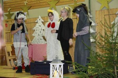 Foto zur Meldung: Advent im Bremer Wald