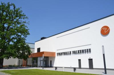 Die Stadthalle in der Scharenbergstraße 15