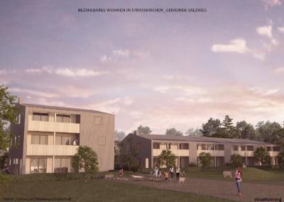Vorschaubild zur Meldung: Bezahlbares Wohnen in Straßkirchen