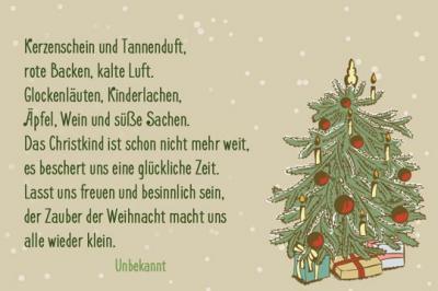 Foto zu Meldung: Frohe Weihnachten und ein gesundes neues Jahr