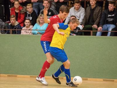 Foto zur Meldung: Budenzauber in der Amtssporthalle – Rückblick auf die Bornhöveder Fußballtage